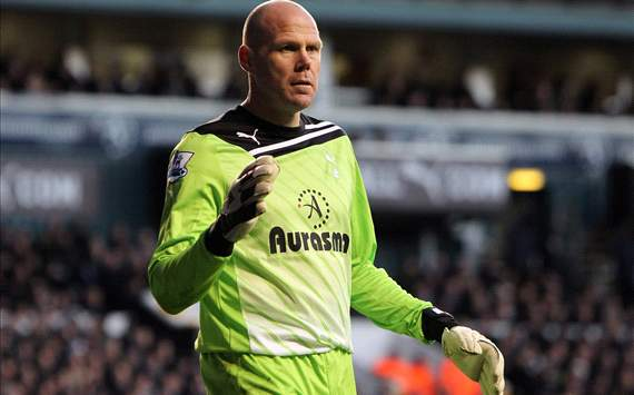 Tottenham goalkeeper Friedel to consider retirement at end of season