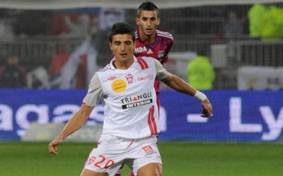 Ligue 1 : Daniel Niculae (AS Nancy)