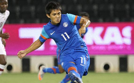 Sunil Chhetri's career so far: Profiling Sporting CP's latest recruit
