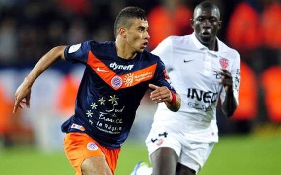 Montpellier president Nicollin denies Belhanda to Paris Saint-Germain talks