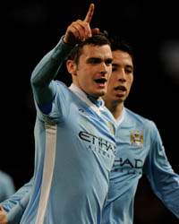 EPL,Adam Johnson,Manchester City v Stoke City