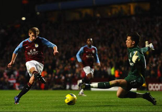 Albrighton 'fit and raring to go' for Aston Villa