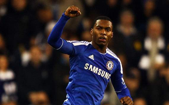 Sturridge targets Chelsea centre forward role