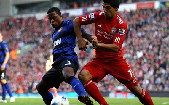 Porto's Alvaro Pereira hits out at Manchester United's Patrice Evra over Luis Suarez racism ban: 'He is not proud to be black'