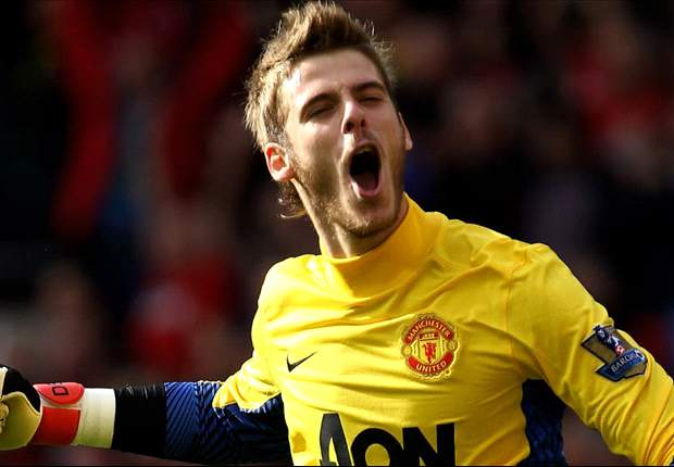 De Gea: Manchester United fans helped me adapt