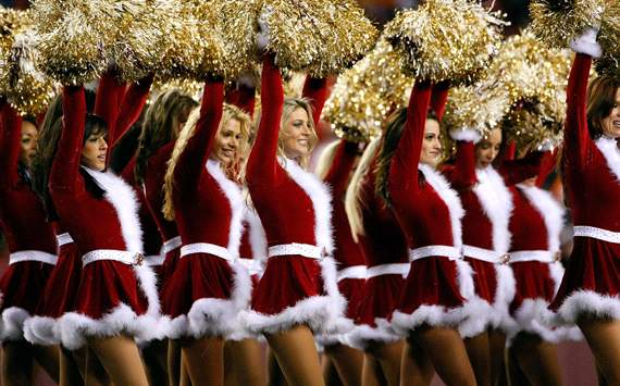 Christmas (Getty Images)