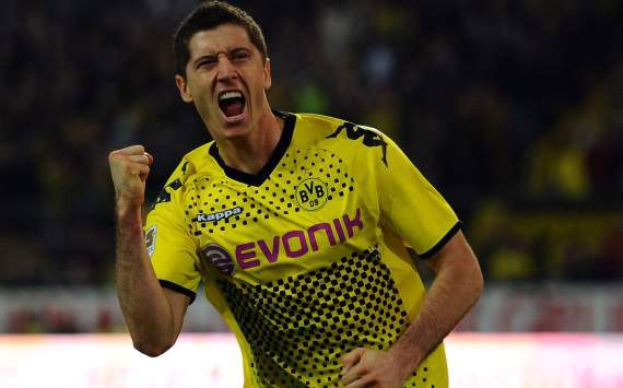 Borussia Dortmund, Robert Lewandowski