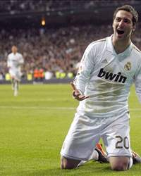 Gonzalo Higuain - Real Madrid