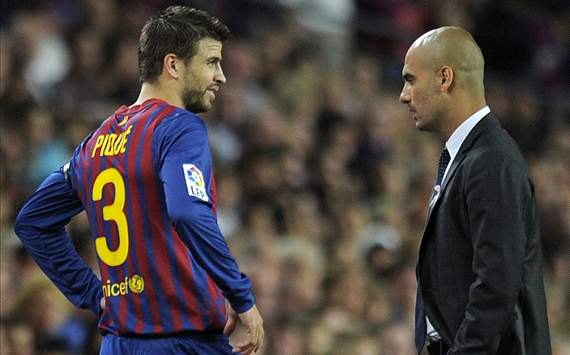 Barcelona's Gerard Pique: Focus on match officials is turning football 'into a circus'