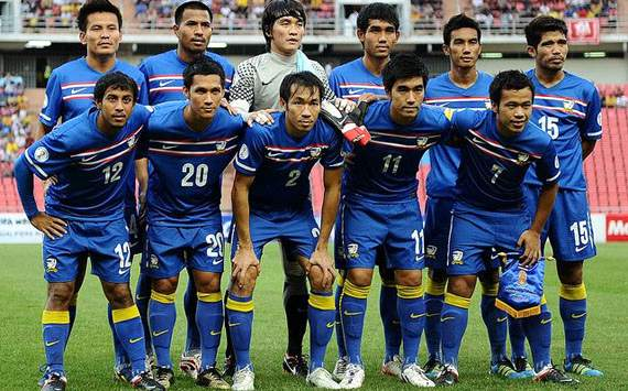 Thailand to host Iraq friendly in Bangkok