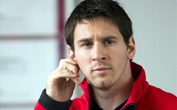 Lionel Messi ser pap!