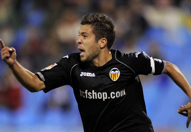 Valencia resigned to losing Manchester United target Jordi Alba - report