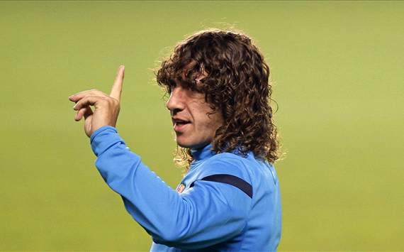 Puyol named in Barcelona squad despite being an injury doubt