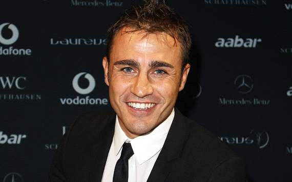 Cannavaro: Juventus the strongest team in Serie A