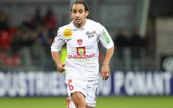 Ligue 1 : Bruno Grougi (Stade Brestois)
