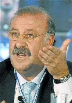Del Bosque Hails Perfect Spain