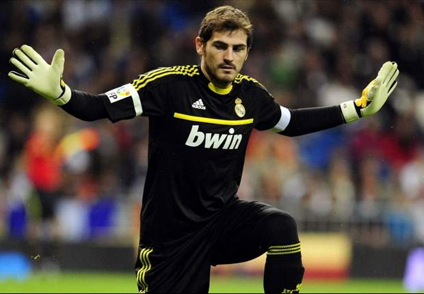 Winning Champions League is Real Madrid's main objective, says Casillas