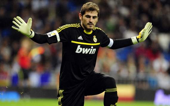 Real Madrid's Iker Casillas has street named after him in Mostoles