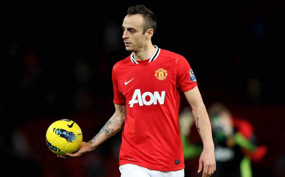 Leverkusen chief rules out return of Manchester United striker Berbatov