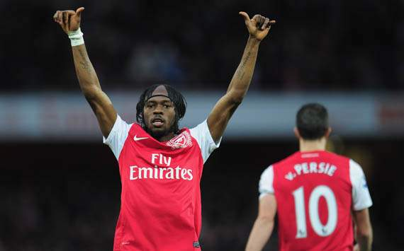 Gervinho keen to outdo Pires at Arsenal