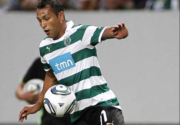 Liverpool interested in Sporting Lisbon winger Jeffren, claims agent