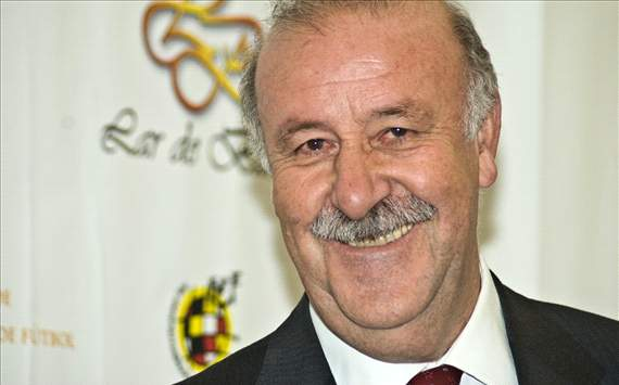 Vicente Del Bosque - Spain