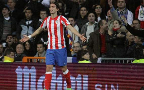 Filipe Luis: I want to stay at Atletico for many years and win titles