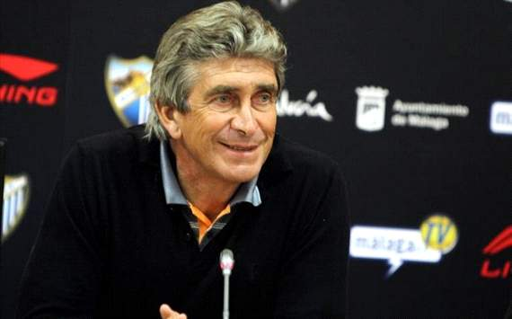 Malaga boss Pellegrini: We were lucky against Celta Vigo