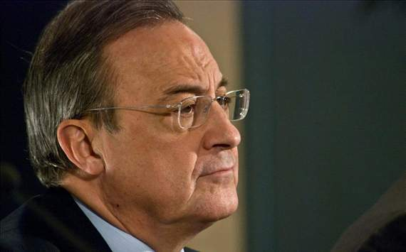 Florentino Perez denies rumours of Real Madrid players' Mourinho revolt