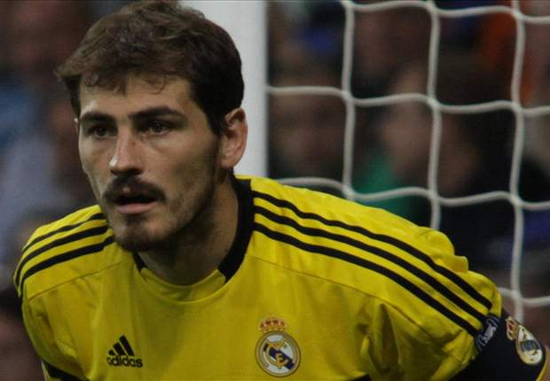 Iker Casillas set to equal Manuel Sanchis' record of 437 full La Liga matches for Real Madrid