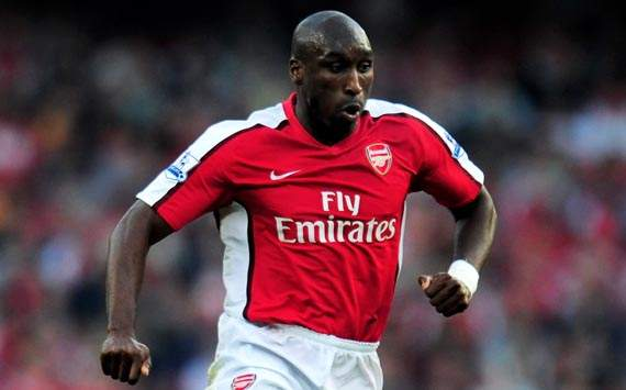 EPL, Arsenal v Manchester City, Sol Campbell