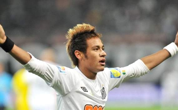 Santos' Neymar named South American Player of the Year
