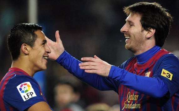 Messi: Alexis Sanchez has been unlucky with injuries