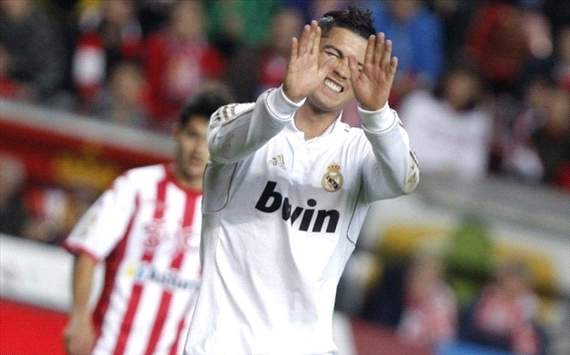 Cristiano Ronaldo - Real Madrid vs Sporting Gijon