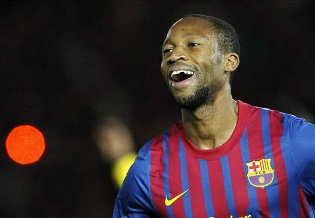 Barcelona's Keita ruled out of Levante trip with injury