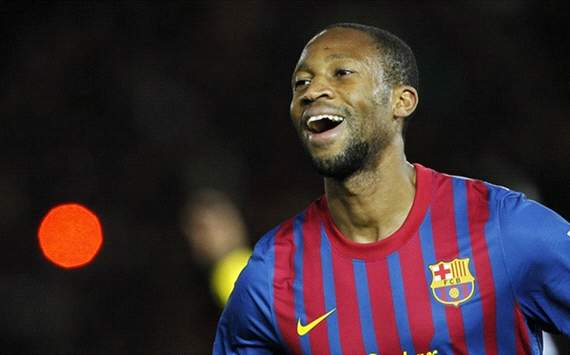 Dalian Aerbin chairman Li Ming dismisses link with Barcelona's Seydou Keita
