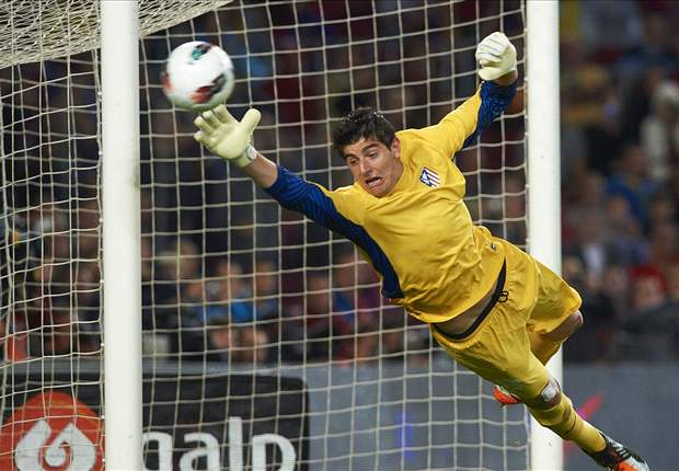 On-loan Courtois warns Chelsea he 'wants to win' ahead of Uefa Super Cup meeting