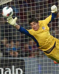 Thibault Courtois - Atletico Madrid