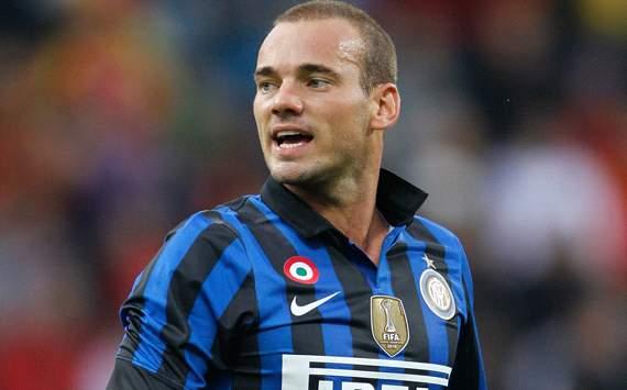 Sneijder mengesampingkan langkah Januari
