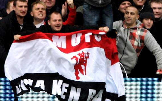 Fan Manchester United Mau Cegah Ekspansi Manchester City