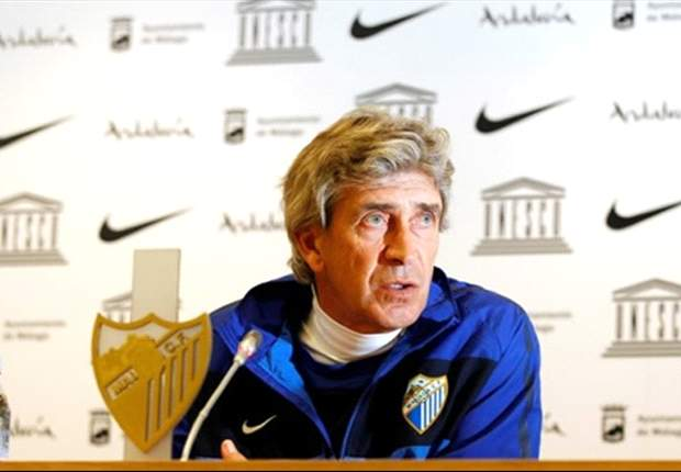 Qualifying for Champions League should not be an obligation for Malaga, says Pellegrini