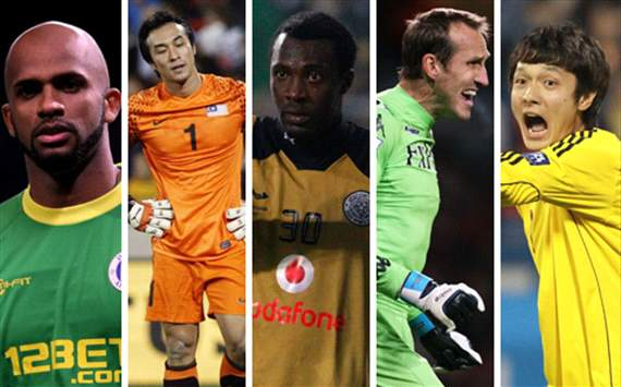 jom undi khairul fahmi che mat / apek untuk asian best xi goalkeeper for 2011