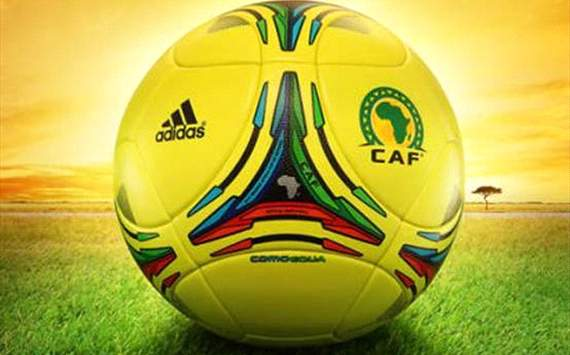 Adidas Comoequa - 2012 Afcon official ball