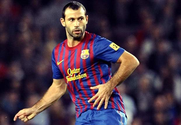 Barcelona contract renewal almost done, says Mascherano