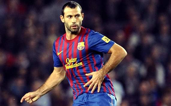 ESP, Bara - Mascherano :  Messi nest peut-tre pas humain 