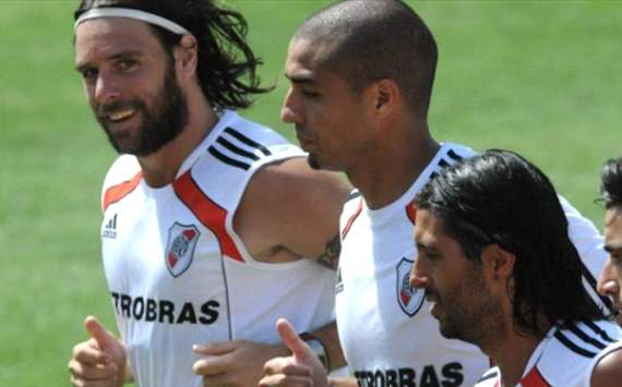 David Trezeguet: I can have the best moments of my career at River Plate