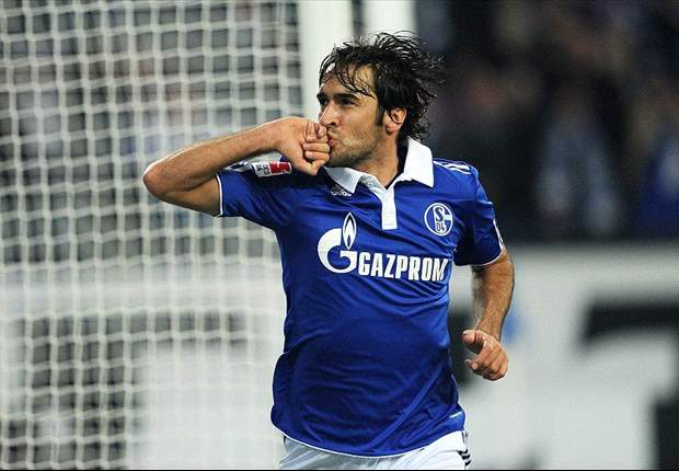Fortuna Dusseldorf interested in Raul