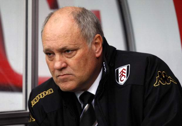 Fulham boss Jol: Stoke difficult for any team to play against