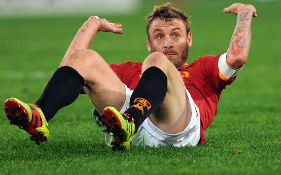 Daniele De Rossi - Roma (Getty Images)