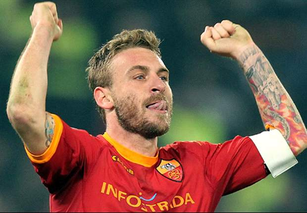 Report: Daniele De Rossi becomes highest paid Italian after Roma extension